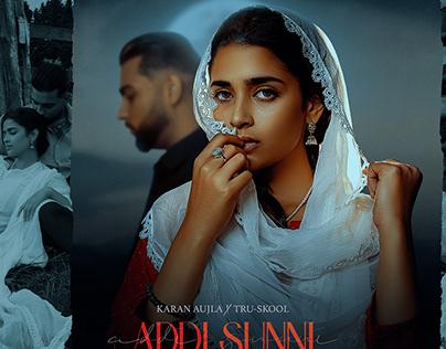 Karan Aujla - Addi Sunni - Album Cover #artwork
