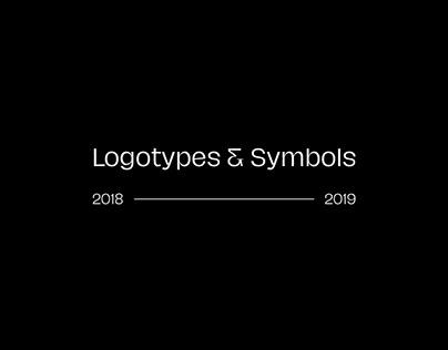 2018-2019 Logotypes & Symbols