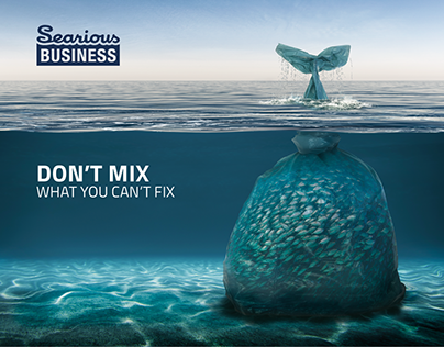 Awareness campagne voor Searious Business