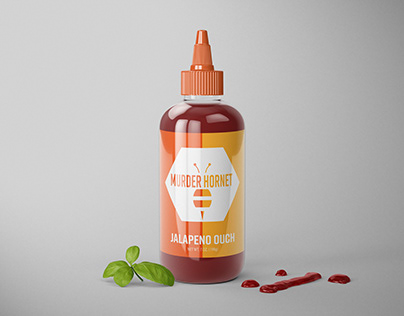 Hot sauce logo design