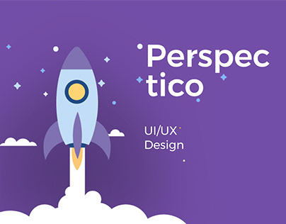 Perspectico - Website Design