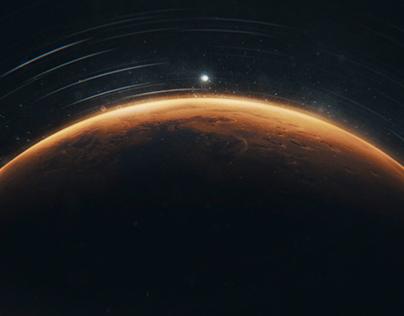 Mars - Visualisation