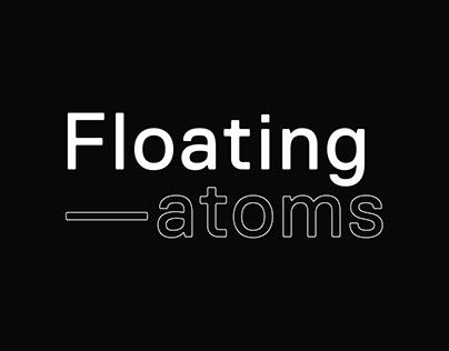 Floating atoms