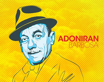 Ilustração Adoniran