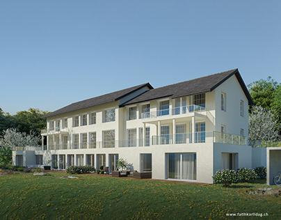 Mehrfamilienhaus in Oberbipp