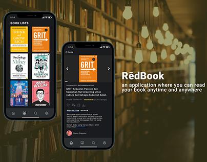 RēdBook (e-Book Apps)