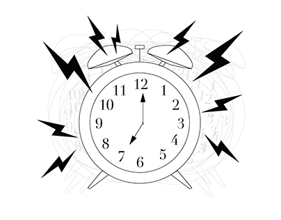 Instrucciones mudas | Apagado de despertador