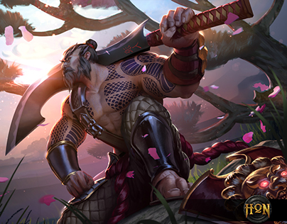 Heroes of Newerth - Game Art