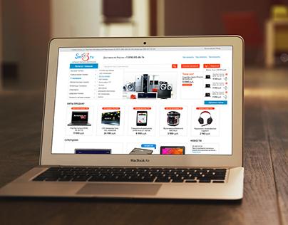 Интернет-магазин бытовой техники Smo3