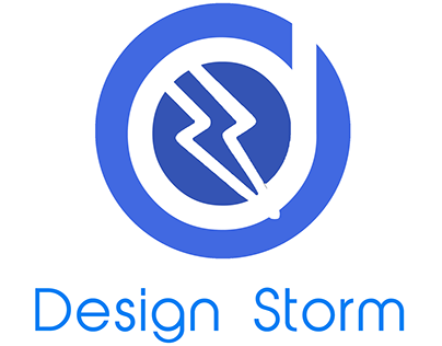 Design Storm Logo and Designs
