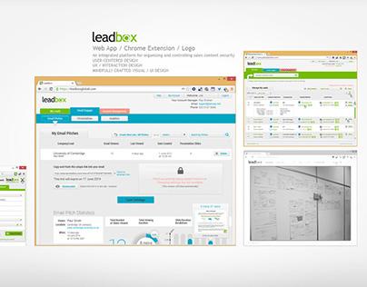 Leadbox Global - Web App & Chrome Extension