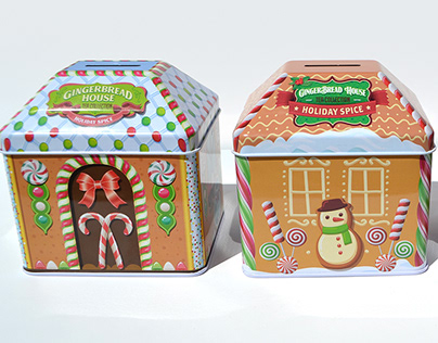 The Gingerbread House Tea Collection