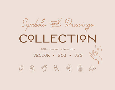 Magical Symbols Bundle