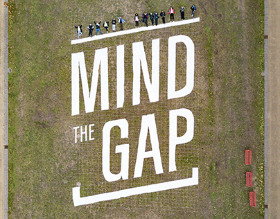 Type it Out Loud: MIND THE GAP