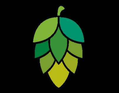 Hop Federation Brewery Branding