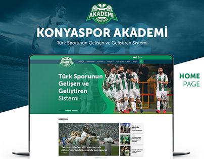 Konyaspor Akademi UI