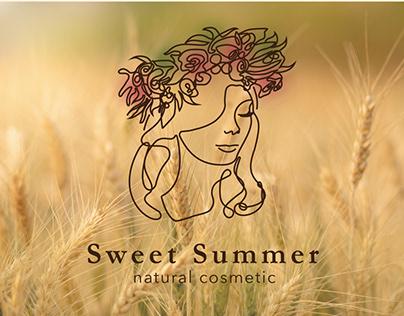 Sweet Summer cosmetic