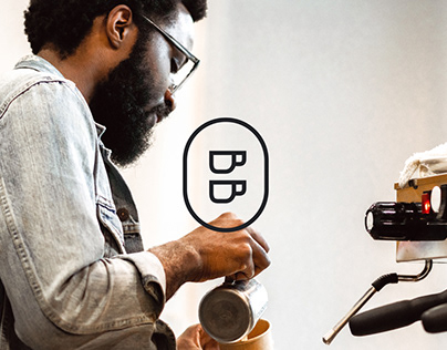 Black Bean Coffee: Logo Design