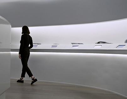 Zaha Hadid's 520 West 28th — Floor Plan Animations