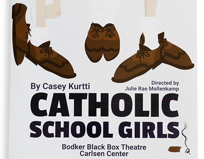 Catholic School Girls theatre poster