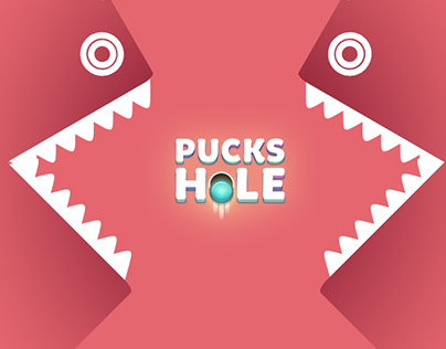 Pucks Hole - Mobile Game