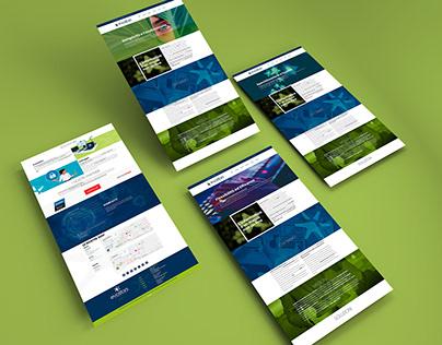 Website and digital communication Evostars
