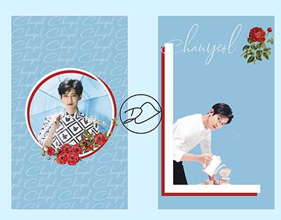 Romantic concept with Chanyeol (EXO- KPOP)
