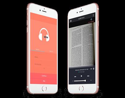 Text to Audio -Mobile App Case Study