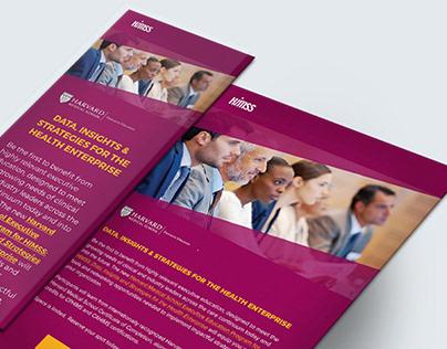 Marketing Campaign - Harvard Medical School