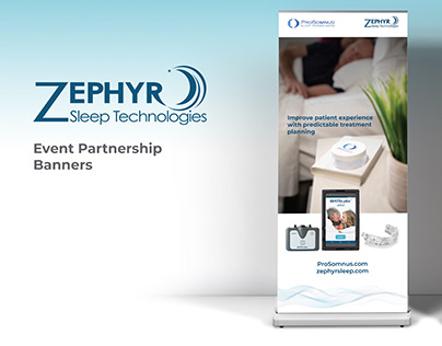 Zephyr Sleep Parnership banner