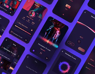 Music Community Design