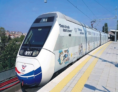 Turkey sees growing investments in high-speed rail line