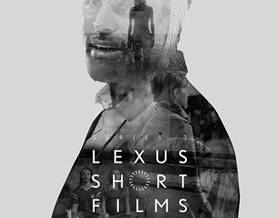 Design the official poster for Lexus Short Films