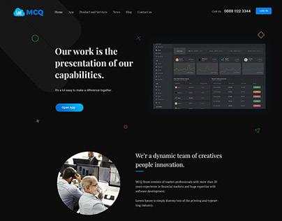 MyClould - Finance Services