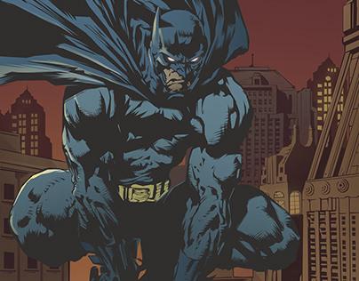 Batman and Gotham City