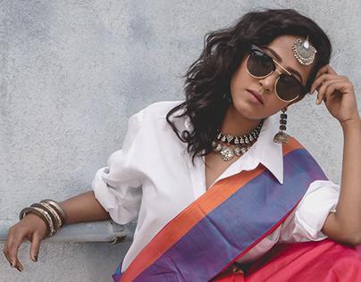 Niveditha Rajendran - Indian Fusion Portfolio
