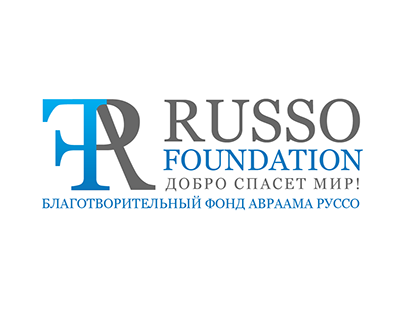 Website for charity foundation of Avraam Russo