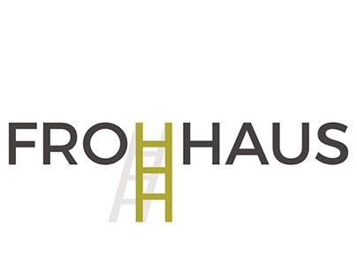 Logotipo e imagen Frohhaus: obra y mantenimiento