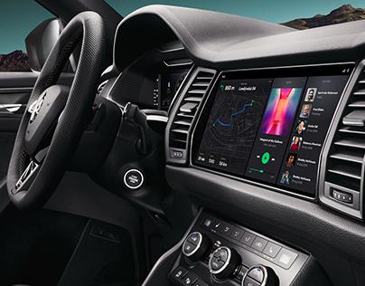 Škoda Interface Concept