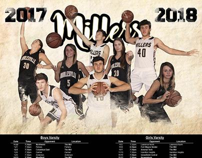 School Sport Posters