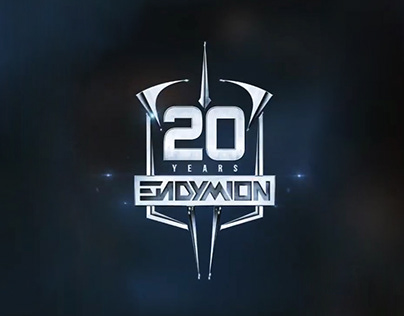 20 YEARS OF ENDYMION / LOGO