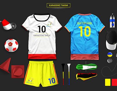 Mockup Soccer - Maç duyurusu