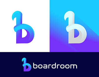 Branding Logo Design for boardroom