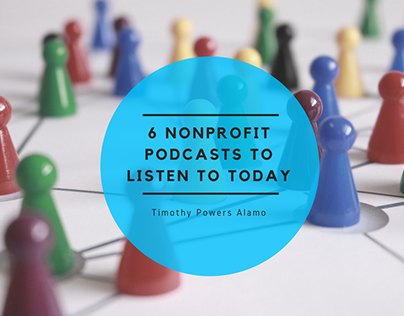 6 Nonprofit Podcasts to Listen to Today