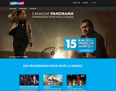 Canalsat.fr - Pages Offres