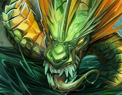 The God's Hydra
