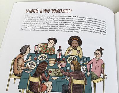 Wine/Food Guide