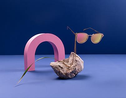 Sakura eyewear Lookbook