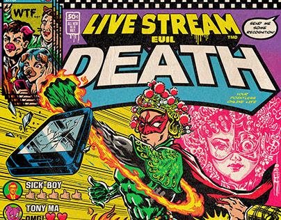 Live Stream Death