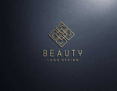 Minimal Beauty product logo design for $35